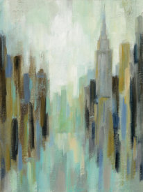 Silvia Vassileva - New York Morning II