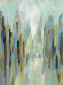 Silvia Vassileva - New York Morning I