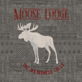 Janelle Penner - Soft Lodge IV Dark with Red