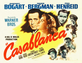 Hollywood Photo Archive - Casablanca  Poster