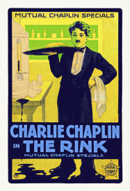 Hollywood Photo Archive - Charlie Chaplin, The Rink - 1916