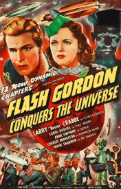 Hollywood Photo Archive - Flash Gordon Conquers the Universe