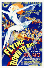 Hollywood Photo Archive - Flying Down To Rio