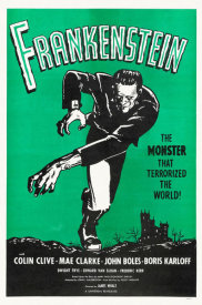 Hollywood Photo Archive - Frankenstein Rerelease 1960