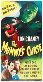 Hollywood Photo Archive - Mummy's Curse