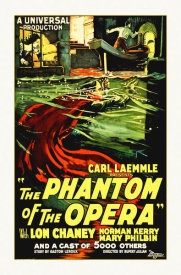 Hollywood Photo Archive - Phantom of The Opera - 1922
