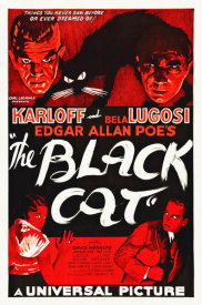 Hollywood Photo Archive - The Black Cat, 1934