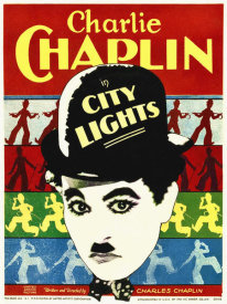 Hollywood Photo Archive - Charlie Chaplin - City Lights, 1931