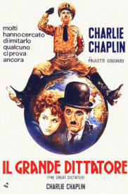 Hollywood Photo Archive - Charlie Chaplin - Italian - The Great Dictator, 1940