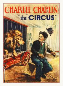 Hollywood Photo Archive - Charlie Chaplin - The Circus, 1928