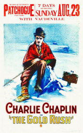 Hollywood Photo Archive - Charlie Chaplin - The Gold Rush, 1925
