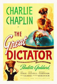 Hollywood Photo Archive - Charlie Chaplin - The Great Dictator, 1940