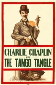 Hollywood Photo Archive - Charlie Chaplin - The Tango Tangle, 1918