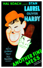 Hollywood Photo Archive - Laurel & Hardy - Another Fine Mess with Laurel & Hardy