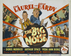 Hollywood Photo Archive - Laurel & Hardy - The Big Noise, 1944