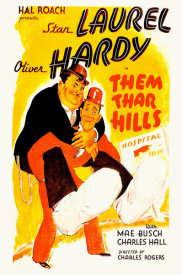 Hollywood Photo Archive - Laurel & Hardy - Them Thar hills, 1934