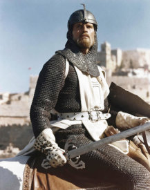 Hollywood Photo Archive - Charlton Heston - El Cid