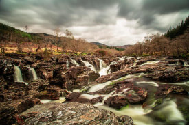 European Master Photography - Glen Etive Waterfall