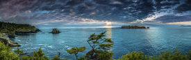 European Master Photography - Cape flattery island Sunset
