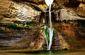 European Master Photography - calf creek falls