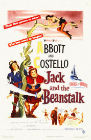 Hollywood Photo Archive - Abbott & Costello - Jack And The Beanstalk