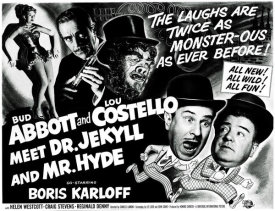 Hollywood Photo Archive - Abbott & Costello - Meet Dr. Jekyll And Mr. Hyde