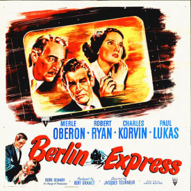 Hollywood Photo Archive - Berlin Express