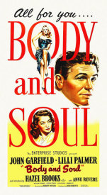 Hollywood Photo Archive - Body And Soul