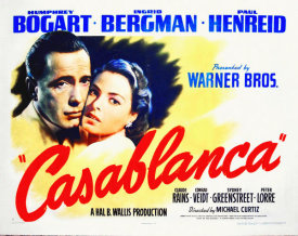 Hollywood Photo Archive - Casablanca