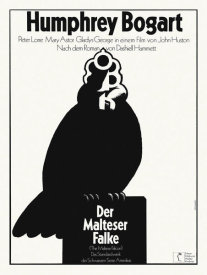 Hollywood Photo Archive - German - The Malteze Falcon