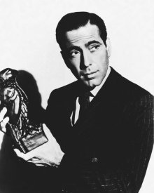 Hollywood Photo Archive - Promotional Still - Humphrey Bogart - The Malteze Falcon