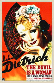 Hollywood Photo Archive - The Devil Is A Woman