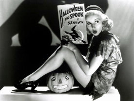 Hollywood Photo Archive - Halloween - Betty Grable