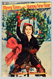 Hollywood Photo Archive - Shirley Temple - Merry Christmas
