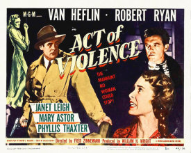 Hollywood Photo Archive - Act of Violence