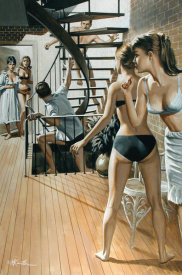 Mort Kunstler - The Three Couple Affair