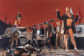 Mort Kunstler - They Raced to Freedom