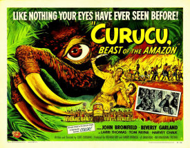 Hollywood Photo Archive - Curucu, Beast of the Amazon