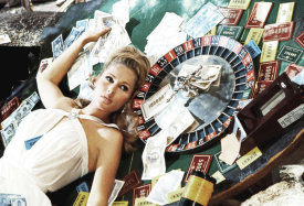 Hollywood Photo Archive - Ursula Andress- Casino Royale