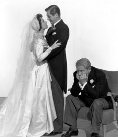 Hollywood Photo Archive - Father of the Bride - Elizabeth Taylor and Spence Tracey