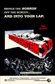 Hollywood Photo Archive - Andy Warhol's Frankenstein 3D
