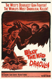Hollywood Photo Archive - Billy the Kid vs Dracula