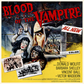 Hollywood Photo Archive - Blood of the Vampire