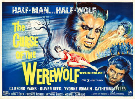 Hollywood Photo Archive - Curse of the Werewolf