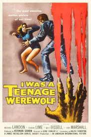 Hollywood Photo Archive - I Was A Teenage Werewolf