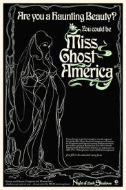 Hollywood Photo Archive - Night of Dark Shadows - Miss Ghost America Contest