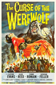 Hollywood Photo Archive - The Curse of the Werewolf