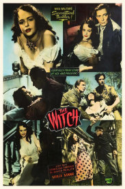 Hollywood Photo Archive - The Witch