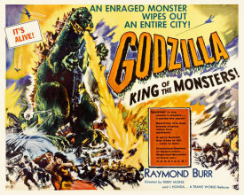 Hollywood Photo Archive - Godzilla, King of the Monsters!