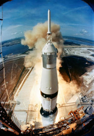 NASA Archive Photo - Apollo 11 Launch